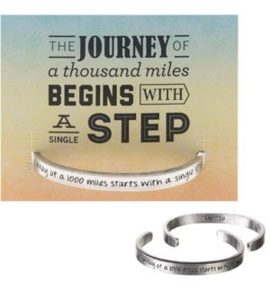 QUOTECUFF/Journey 1000 on Card