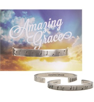 QUOTECUFF/Amazing Grace w Card