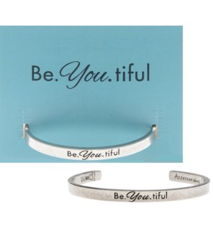QUOTECUFF/Be.You.tiful on Card