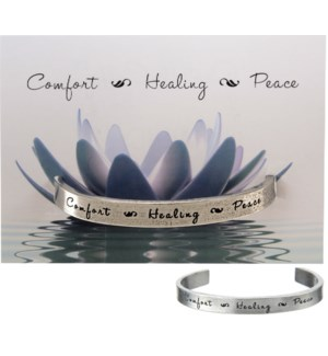 QUOTECUFF/Comfort Heal on Card