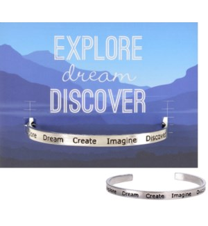 QUOTECUFF/Dream Explore w Card