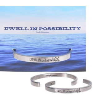 QUOTECUFF/Dwell In on Card
