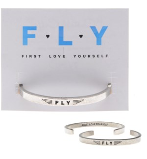 QUOTECUFF/FLY First on Card