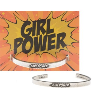 QUOTECUFF/Girl Power on Card