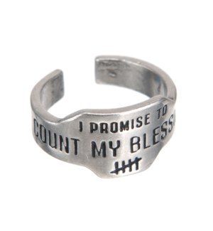 RING/Count Blessings Promise