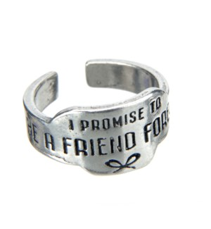 RING/Be Friend Forever Promise