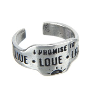 RING/Live Love Laugh Promise