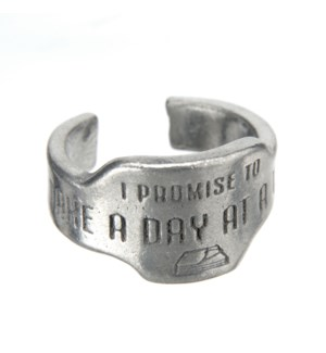 RING/Take One Day Promise Ring