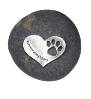 ROCK/Forever Heart Pet Memor