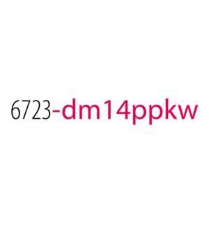 PPKW/Dean Top 14 No Disp*