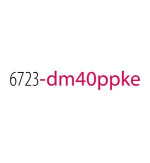 PPKE/Dean Top 40 No Disp*