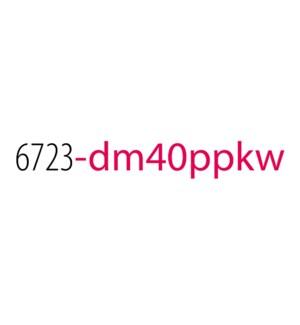 PPKW/Dean Top 40 No Disp*