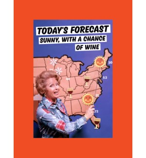 MAG/Today's Forecast