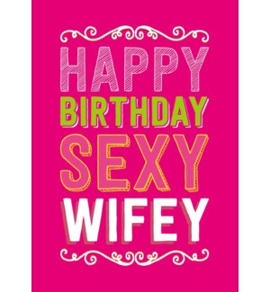 RBD/Happy Birthday Sexy Wifey