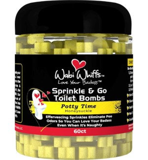 BOMBS/Potty Time