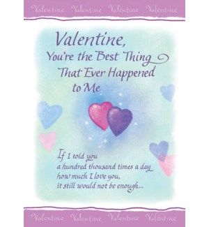 VAL/Valentine, You're The Best