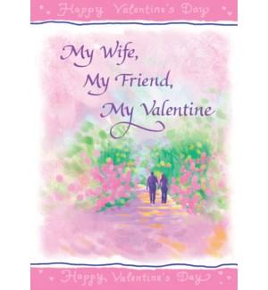 VAL/My Wife, My Friend