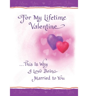 VAL/For My Lifetime Valentine