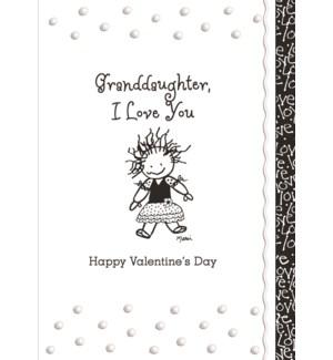 VAL/Granddaughter, I Love You