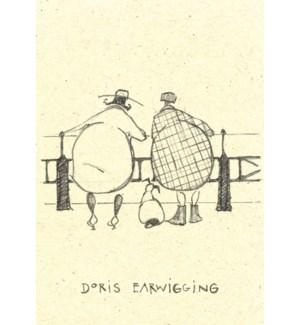 EDB/Doris Earwigging