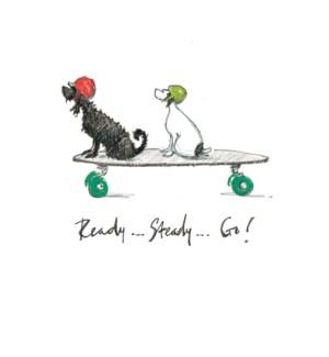 EDB/Ready!...Steady!...Go!
