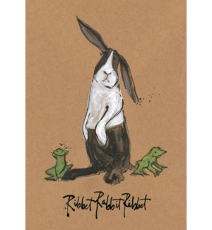 EDB/Ribbet Rabbit Ribbet