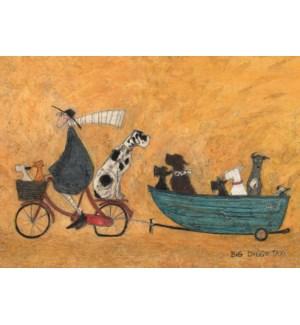 EDB/Doggie Taxi