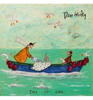 RBD/Wifey At Sea