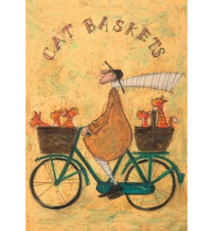 EDB/Cat Baskets