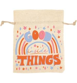 DRAWSTRINGBAG/Good Things