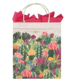 GIFTBAG/Colorful Cacti