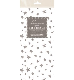 TISSUE/Silver Stars