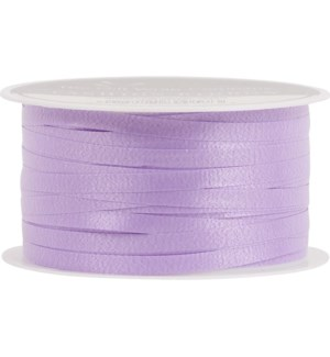 RIBBON/Lavender Solid Curling