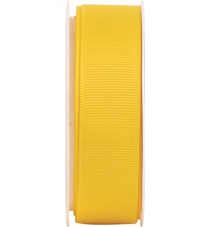 RIBBON/Grosgrain Bright Yellow