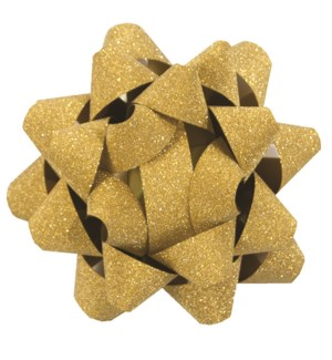 BOW/Glitter Star Gold Dust