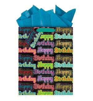 GIFTBAG/Be Bold Birthday Large