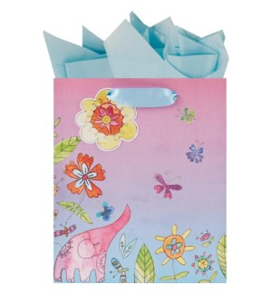 GIFTBAG/Watercolour Whimsy Med