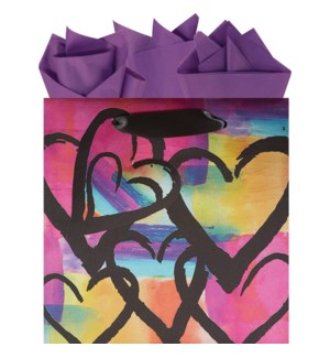 GIFTBAG/Graffiti Love Truffle