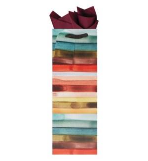 BOTTLEBAG/Saturated Stripes
