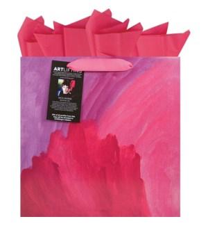 GIFTBAG/AL Pretty Pink LS