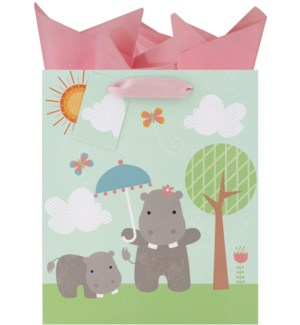 GIFTBAG/Happy Hippos Medium