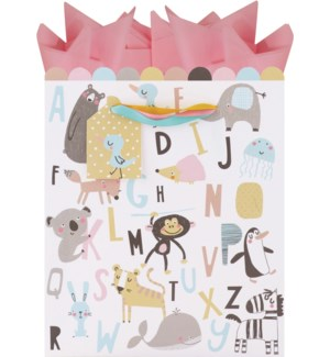 GIFTBAG/Animal ABC Small