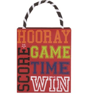 GIFTBAG/Team Spirit Tiny Tote