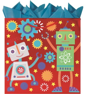 GIFTBAG/Rockin' Robots Large