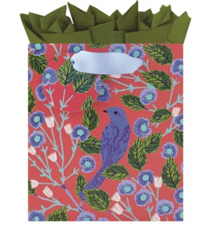 GIFTBAG/Blue Bird Small