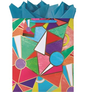 GIFTBAG/Stained Glass Jumbo