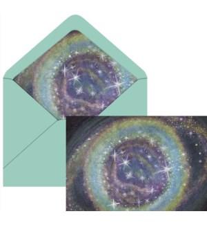NOTECARD/AL Cat's Eye