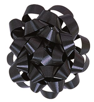 BOW/Med Decorative Black