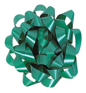 BOW/Med Decorative Green