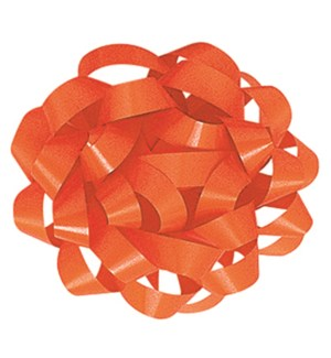 BOW/Large Decorative Orange